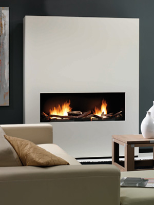camina bioethanol living flame 33 kamin und kaminofen. Black Bedroom Furniture Sets. Home Design Ideas